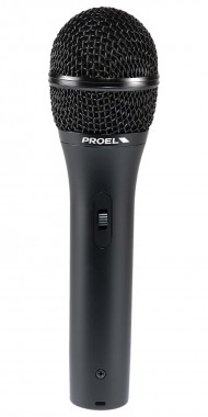 MICROFONO PROEL VOCAL MOD. DM581USB