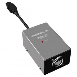 CONVERTIDOR PROEL   MOD. USB2CAN