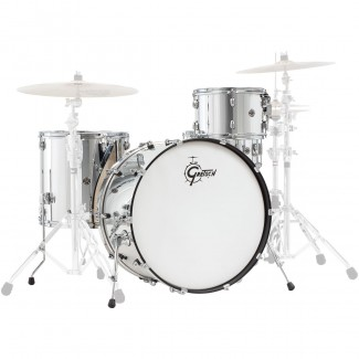 BATERIA GRETSCH S/STANDS C. CLUB ROCK