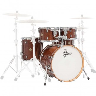BATERIA GRETSCH S/STANDS CAT. MAPLE 20