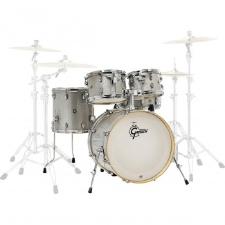 BATERIA GRETSCH S/STANDS CAT. MPL 5 PZ