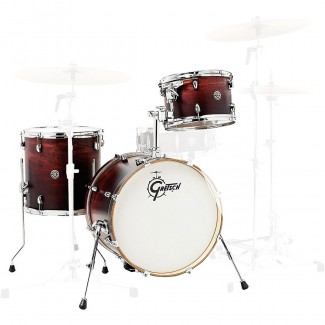 BATERIA GRETSCH S/STANDS C. CLUB 3 PZ