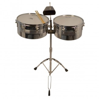 TIMBALES NEW BEAT    MOD. LT-156C