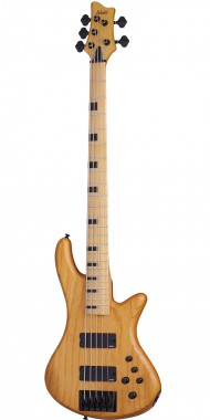 BAJO SCHECTER ELECT. STILETTO SESSION 5