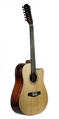 GUITARRA LA SEVILLANA E/ACUS. TX-1200CEQ