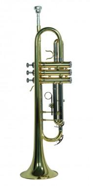 TROMPETA WESNER C/ESTUCHE   PTR1000C-G