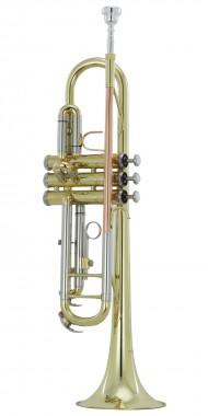 TROMPETA WESNER C/ESTUCHE MOD. STR1200-L