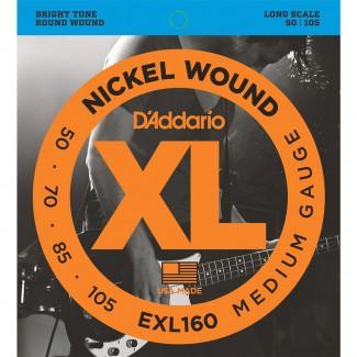 ENCORDADURA DADDARIO MOD. EXL-160