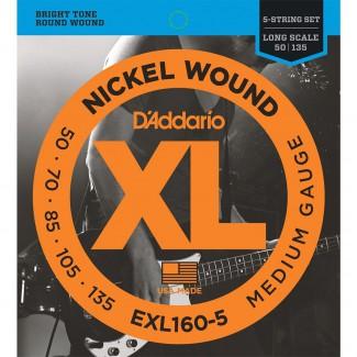 ENCORDADURA DADDARIO MOD. EXL-160-5