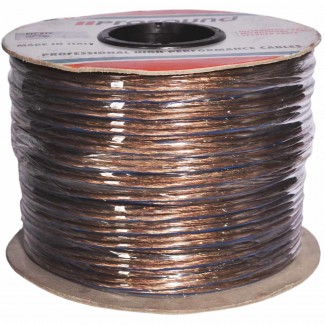 CABLE PRO SOUND P/BOCINA  PFL-212/100MT