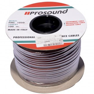 CABLE PRO SOUND P/MIC.    PMC-1050/100MT