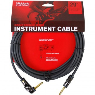 CABLE PLANET WAVE P/INST.    PW-AGRA-20