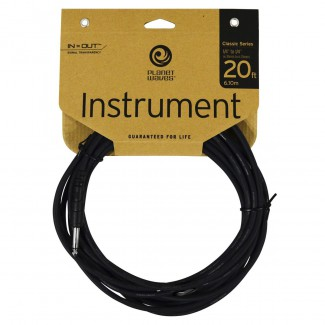 CABLE PLANET WAVE P/INST.   PW-CGT-20