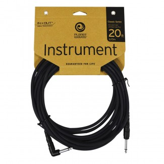 CABLE PLANET WAVE P/INST.   PWCGTRA20