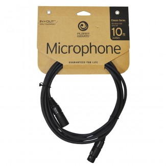 CABLE PLANET WAVE P/MICROFONO PW-CMIC-10