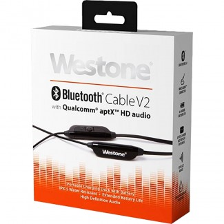 CABLE WESTONE P/AUDIO V2 BLUETOOTH CABLE