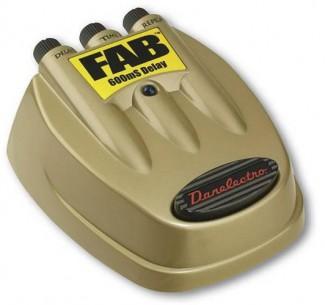 PEDAL DANELECTRO  MOD. D-8 FAB 600 DELAY