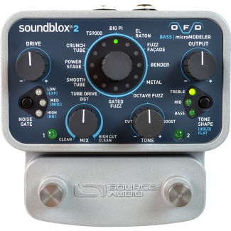 PEDAL SOURCE AUDIO OFD BASS MICROMODELER