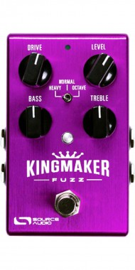 PEDAL SOURCE AUDIO KINGMAKER FUZZ