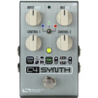 PEDAL SOURCE AUDIO C4 SYNTH