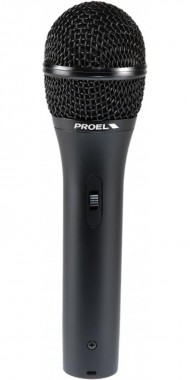 MICROFONO PROEL VOCAL MOD. DM581USB