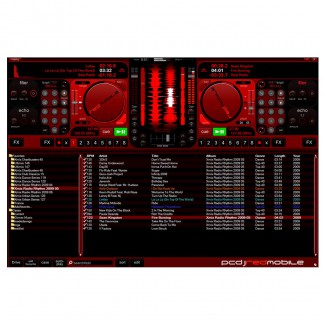 SOFTWARE VISIOSONIC  MOD. PCDJ-RED