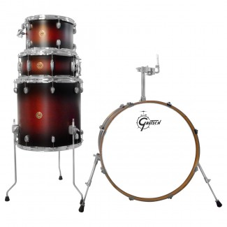 BATERIA GRETSCH S/STANDS CAT. MAPLE 22