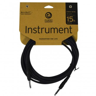CABLE PLANET WAVE P/INST.   PW-CGT-15