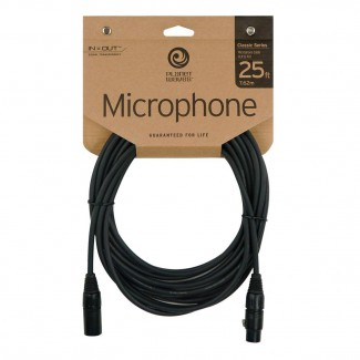 CABLE PLANET WAVE P/MICROFONO PW-CMIC-25