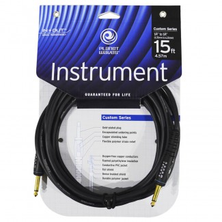 CABLE PLANET WAVE P/INST.   PW-G-15