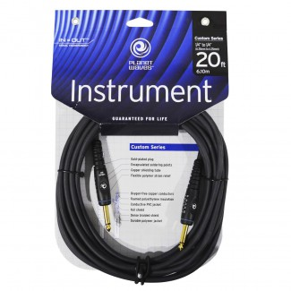 CABLE PLANET WAVE P/INST.   PW-G-20