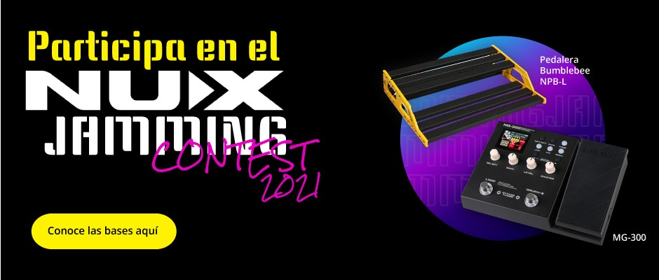 NUX Jamming Contest 2021